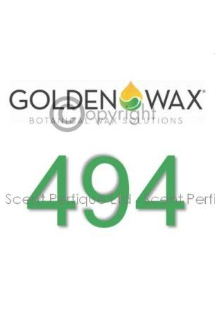 GOLDEN 494 WAX MELT &  TART WAX