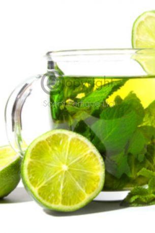 Green Tea & Lemon