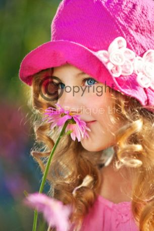 Pink Denim
