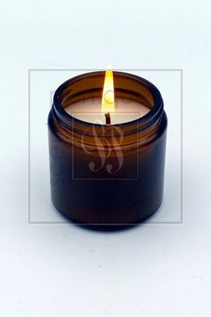 AMBER APOTHECARY CANDLE 80G