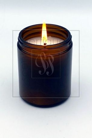 AMBER APOTHECARY CANDLE 140G