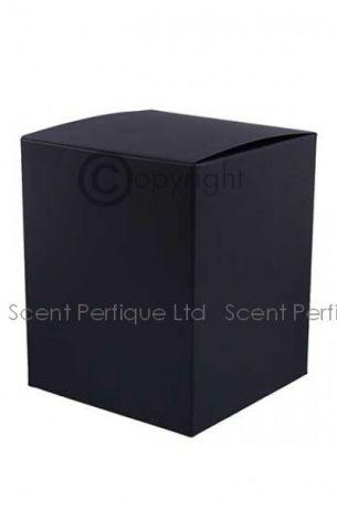 Black Matt Candle Box