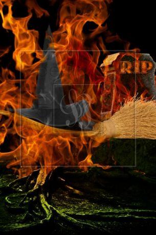 Burning Broomstick Fragrance Oil
