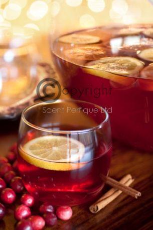 Cranberry Orange & Cinnamon Ex