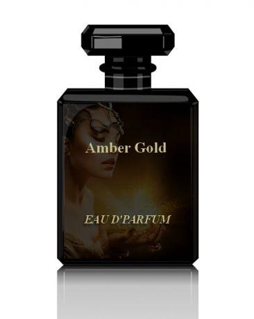 AMBER GOLD EAU DE PARFUM 50ML PRE-BOTTLED