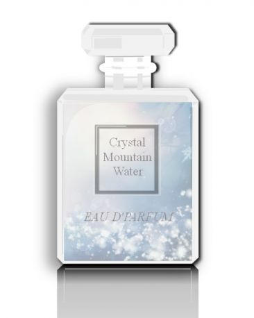 CRYSTAL MOUNTAIN WATER EAU DE PARFUM 50ML PRE-BOTTLED