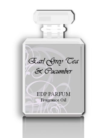 EARL GREY TEA & CUCUMBER EAU D'PARFUM FRAGRANCE OIL