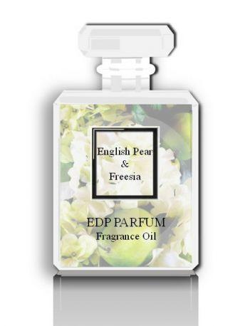 ENGLISH PEAR & FREESIA EAU D'PARFUM FRAGRANCE OIL