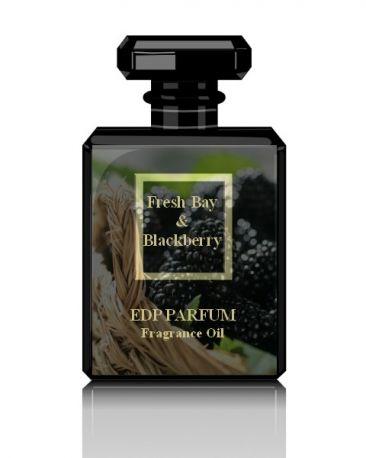 FRESH BAY & BLACKBERRY EAU D'PARFUM FRAGRANCE OIL