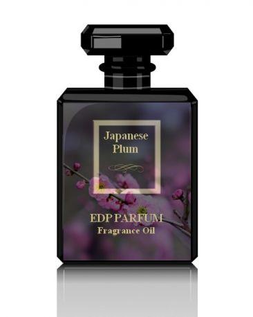 JAPANESE PLUM EAU D'PARFUM FRAGRANCE OIL