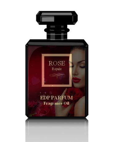 ROSE ROYALE EAU D'PARFUM FRAGRANCE OIL