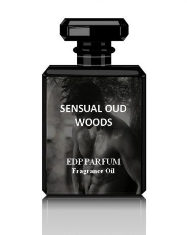 SENSUAL OUD WOODS EAU D'PARFUM FRAGRANCE OIL