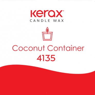 Kerax Coconut Container Blend 4135 - LIMITED 1 BOX PER CUSTOMERS ONLY