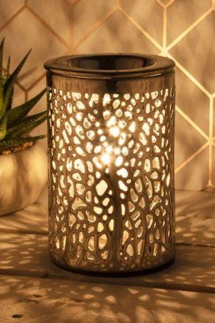 Desire Electric Aroma Burner Silver