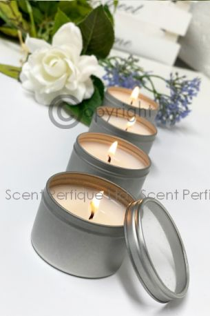 Mini Scented Candle Tins