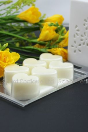 Scented Heart Wax Bars