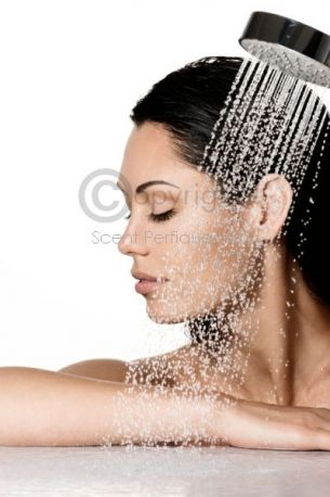 LUXURY ESSENTIAL OIL PEARLESCENT SHOWER GEL BULK