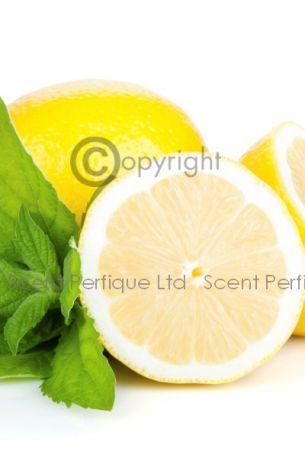 Sicilian Lemon & Mint CONC Fragrance Oil
