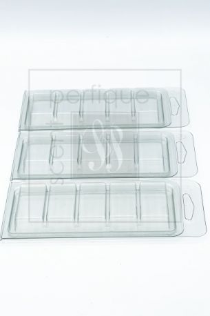 SNAP BAR 5 CAVITY  HANGING CLAMPACKS - NEW BIOPET SOLD IN PACKS 10
