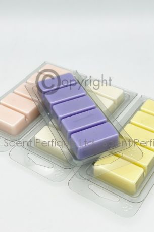 Scented Snap Wax Bar Pack 5 - NEW BIOPET