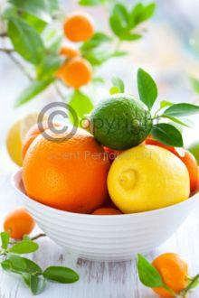 Lime Basil Mandarin conc
