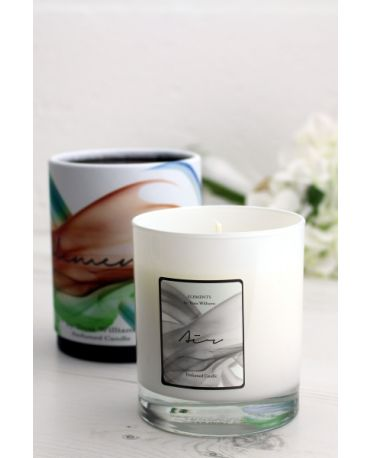 The Elements Collection Air Perfumed Candle