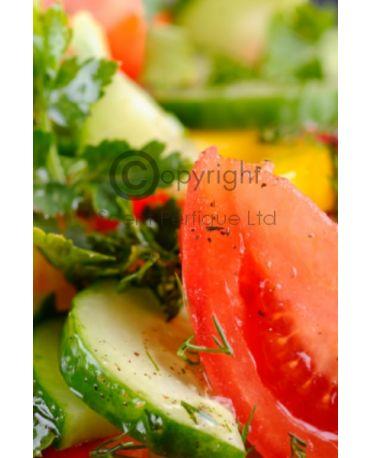 Green Tomato Leaf