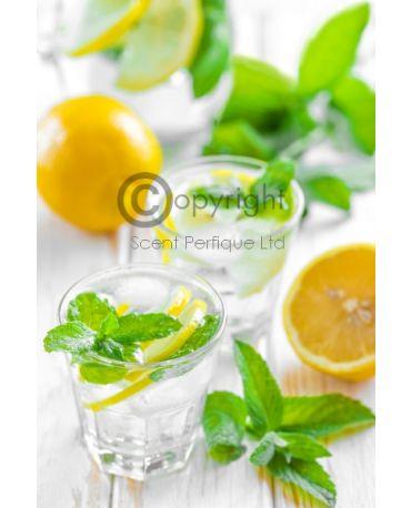 Lemongrass & Crushed Ginger
