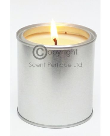 Scented Paint Pot Candles