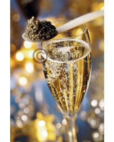 Sparkling Wine & Caviar