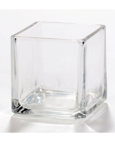 Square Glass 25cl