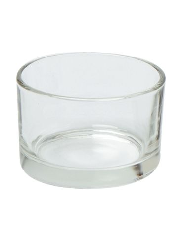 Travel Candle Clear
