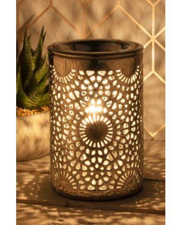 Desire Electric Aroma Burner Round Pattern