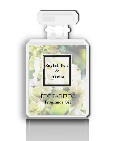 ENGLISH PEAR & FREESIA EAU D'PARFUM FRAGRANCE OIL