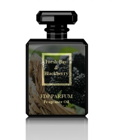 FRESH BAY & BLACKBERRY EAU D'PARFUM FRAGRANCE OIL