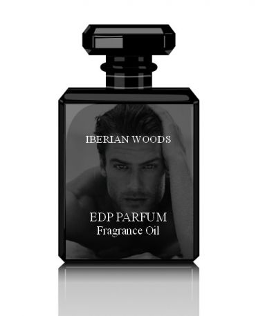 IBERIAN WOOD EAU D'PARFUM FRAGRANCE OIL