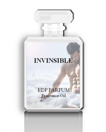 INVINSIBLE EAU D'PARFUM FRAGRANCE OIL