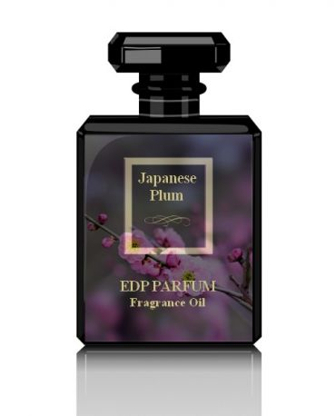 JAPANESE PLUM EAU D'PARFUM FRAGRANCE OIL