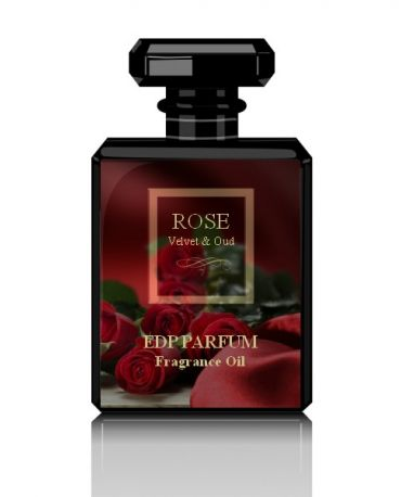 ROSE VELVET & PRECIOUS OUD  EAU D'PARFUM FRAGRANCE OIL