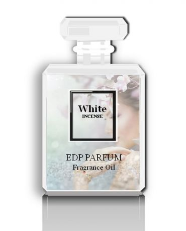 WHITE INCENSE EAU D'PARFUM FRAGRANCE OIL