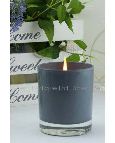 ELEGANCE GLOSS GREY LUXURY SCENTED CANDLE