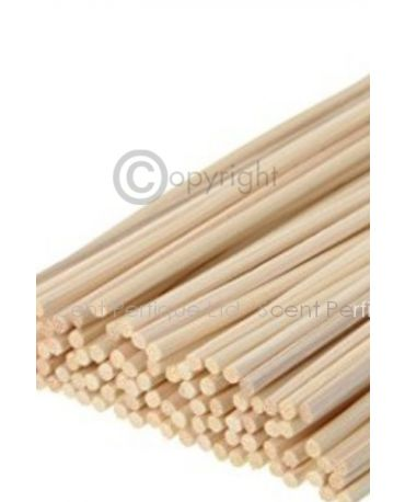 NATURAL FIBRE DIFFUSER REED/STICKS 3.5MM X 25CM NEW