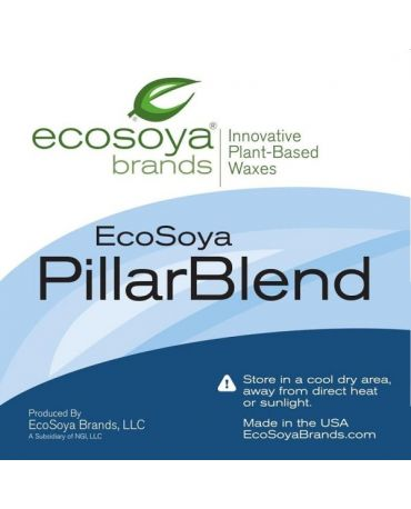 ECOSOYA® WAX PILLAR BLEND - TART WAX