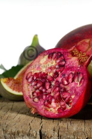 Pomegranate & White Fig