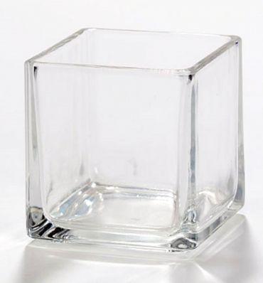 Square Glass 25cl