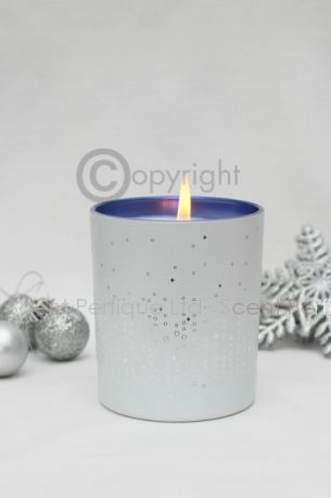 Snowflake Luxury Candle