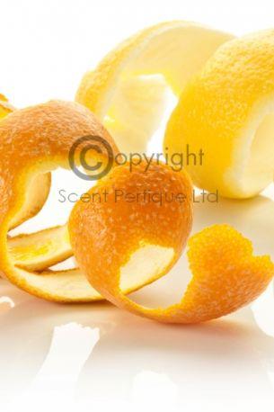 orange & lemon peel