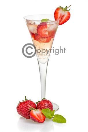 strawberries-prosecco-flavour