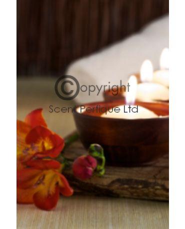 Amber Orange & Vanilla