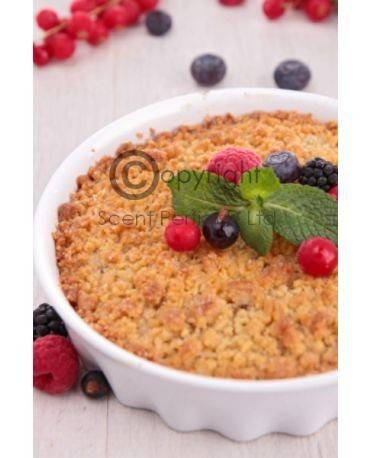 Applecurrantcrumble